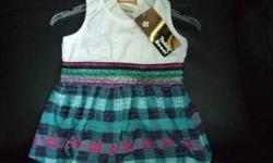 New With Tags Never Worn Comes In Sizes 0/3 3/6 And 6/9 Months Also Comes In Pink Please Look At Other Ads