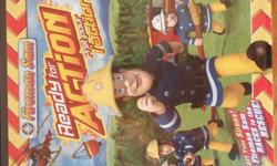 """Ready For Action"" kids DVD. Excellent condition. Smoke free home. Pick up only; no delivery. Refer to my toy ads as well."