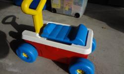 Fisher Price Baby Riding Toy