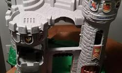 Fisher Price Castle. Now your child or grand child can join the knights of the round table and make friends with the dragon. Very good condition OBO