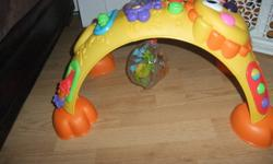 *Fisher Price - Lion Activity Toy.  Lights up and play music.  Asking $15.00   *pick up only.