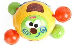 Excellent Condition Encourages baby to crawl along Wobbles at baby's touch along to high-energy music 4 colourful balls bounce along User Manual Best Offer