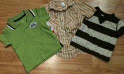 All in good condition. Gap, sears, old navy, George, Oshkosh. This ad was posted with the Kijiji Classifieds app.