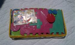 Foam Hopscotch set