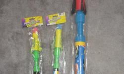 $5 for all 3 rockets