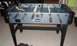 Foosball table in good condition $20.