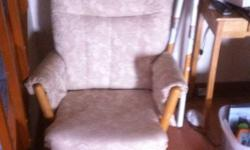 Smoke free house just like new condition clean crib change table glider with foot stool This ad was posted with the Kijiji Classifieds app.