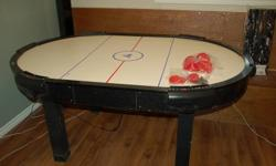 6 player table, works great. Contact me for more info.