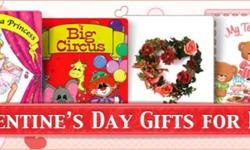 "PERSONALIZED VALENTINE'S GIFTS FOR KIDS!    The children you love will be thrilled to see their own name in these stories. ""PERSONALIZED BOOKS"" make your child the ""STAR"" of every story. Each of these wonderful stories includes a child's name, hometown,"