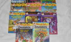 These JUNIOR Chapterbooks are in BRANDNEW condition, unless noted otherwise for $4.00/each GERONIMO STILTON (RL 3) #24 - Field Trip to Niagara Falls #28 - Wedding Crasher #38 - A Fabumouse School Adventure #40 - The Karate Mouse #41 - Mighty Mount