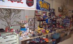 Sunday Jan 22, 2012 from 10 to 2:30 I am having a massive toy and trading card sale at the Truro Flea Market in the Fundy Trail Mall. I have star wars, lego, hot wheels, action figures, pokemon, yu-gi-oh cards, and sports cards. I also have all different