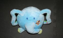 Like new - giggling and vibrating elephant for baby to hold. Pick up only