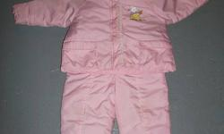 Max and Ruby size 2T snowsuit in excellent condition: $10.00. email pr.farrell@hotmail.com