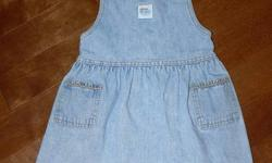 Girl's Osh Kosh Denim Jumper $3.00 Smoke free home Check out other ads for more baby clothes, gear, maternity clothes, women's clothes, etc.