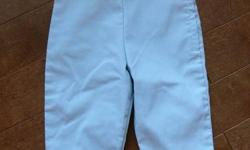 Girl's Stretchy Blue skinny pants Smoke free home Check other ads for more baby clothes, gear, maternity clothes, women's clothes, etc.