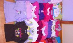 asking 65.00firm for the lot old navy,gymboree, pleasemum, the children's place, carter, winners, Ralph lauren, Disney, gap George, Joe, zellers, sesame street, gagou tagou,Oshkosh, okiedokie, ccm...etc. Over 80pcs includes lots of outfits,pjs,dresses,