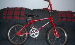 I have a girls and a boys bicycle for sale. Boys bike has a crack in the seat, otherwise both bikes are in great condition. Tonka Toy Box with some tonka logo toys, and other toys not Tonka. Two childrens chairs, great condition... other miscellaneous