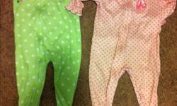 All size 18 months $4 each or $20 Brands are Carters and Pekkle. This ad was posted with the Kijiji Classifieds app.