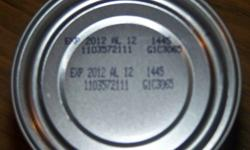 1 can of liquid GOOD START formula.    Doesn't expire til April 12, 2012. Selling last can as my son has switched to whole milk.