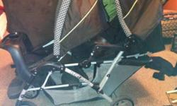 Double stroller for sale $60 Ono need gone ASAP This ad was posted with the Kijiji Classifieds app.