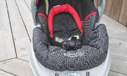 I have for sale , A Graco infant car seat , was only used a couple of months , Very good condition, has never been in any accidents . The date of manufacture is Dec ,17 , 2009, so there's a little more than 4 years of use left before the seat is out of