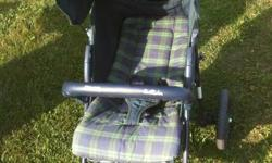 Graco Outrider Stroller in excellent condition virtually no wear asking $20.00.