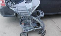 Grey Fits Graco infant seat