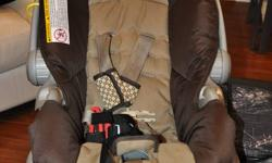 Date of Manufacturer ~ February 11, 2010 Non-Smoking Home Includes Base & Canopy Bought for $210.00   Bought last June ~ Wonderful Carseats, Easy Installation, in Great Shape, Looks Brand New