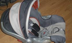 Graco Snugride 32 Travel System Comes with: Infant Car Seat 5-32 lbs and up to 32 inches Base with UAS or seat belt system Stroller with cupholder for children and adults.     This system is great because it fits a child up to 32 lbs instead of 22. This
