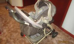 i am selling a graco stroller it is in good condition. i am asking $100 obo.