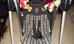pet free smoke free home works great baby dosen't like it any more. will deliver to gp