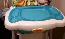 Great high chair gently used