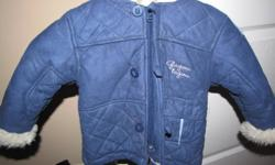 great winter jacket 24mths gagou Tagou $4 smoke free home great shape