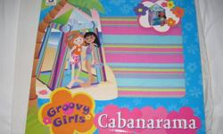 I have for sale a Groovy Girl Cabana (Tent).  It is in excellent condition! An adorable place for your groovy girl dolls to sit & relax.  Perfect for your little girl for Christmas!   Please check out my other ads as I have many toys for both girls & boys