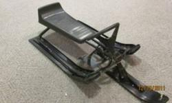 GT snow racer sled in good condition. $25 o.b.o