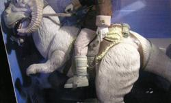 """Approx 16-18"""" Tall. Star Wars Collectible Series in original box. Extremely detailed with """"blaster"""" and accessories. Selling many other Star Wars and Star Trek Collectibles, check out our other ads IF YOU ARE READING THIS AD, THE ITEM IS STILL AVAILABLE"""