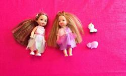 """Selling our Barbie collection - these are not beaten up Barbies that have been well played with - these are in fantastic condition and come from a smoke free home. These are the """"Happy Family"""" Barbies, also known as the """"Little Kids"""" See our other Barbie"""