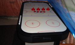Harvard air hockey table for sale, $225 OBO. Like new. Used maybe 10 times.