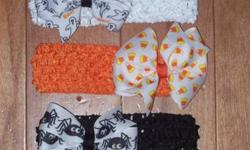 "Thanksgiving and Halloween themed items now available!! ""like"" my page at http://www.facebook.com/maryshomemadebaby"