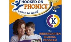 Have a Hooked on Phonics Kindergarten age 4-6, near perfect shape just couple books are damaged. Everything  is in the kit.   Complete Early learning numbers set, includes 15 slide and learn cards, puzzle, numbers book, poster.Excellent Shape.   $ 45.00