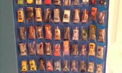90 Hotwheels cars with pouch can add additional 24 more cars