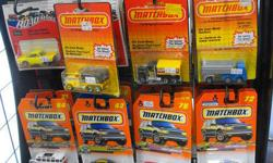 HOTWHEELS, JOHNNY LIGHTNING,MATCH BOX & OTHER DINKY CARS AVAILABLE   PLEASE DO NOT EMAIL! PLEASE STOP BY AND TAKE A LOOK OR PHONE US FOR DETAILS THANKS KOOLSTUFF TOYS 847 KING ST. E (at GIBSON) HAMILTON, ON 905-547-7280 MON-WED 10:00-5:30 THUR-FRI