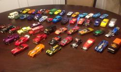 24 hotwheels, 15 Matchbox & 15 others Call or text (306)550-4371 I rarely check my emails. Thanks for looking. Stephen