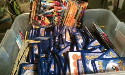 Pokemon Collection Excellent Condition No Damage First come ~ First buy only NO Holds CASH ONLY Sale I will deliver within Regina for $10.00 My home is very clean & has ALWAYS been a smoke free environment Questions??? Please call text of email 585 3244