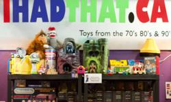 IHADTHAT.CA   NEW THIS SUNDAY OCTOBER 16th Hundreds of new Pez Dispensers 150 new LJN Rubber Wrestlers 40 Boxes of non sports cards Including Garbage Pail Kids Series 4,5,6,7,8,9,10,11,12,13,14, 60 New SNES Games 120 new NES Games 30+ new (and weird) TMNT
