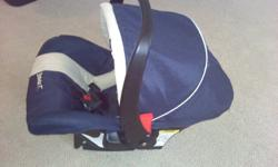 Infant Car Seat, comes with base. The expiration date is 2014.Its in superb condition! Asking $100.00