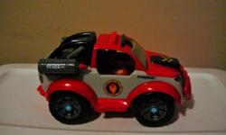 Ages 4+Excellent shape takes two AA batteries please view photos