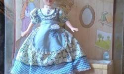 NIB When I Read, I Dream Doll Series