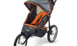 Jogging stroller in great condition for sale. $100 or best offer   Retails at Sears for $249.99 Check it out for yourself   http://www.sears.ca/product/instep-ultra-runner-jogging-stroller/632-000479196-01BA102   We are looking to sell it because we never