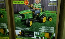 John Deere Made in U.S.A   See photos or call for details. Top qaulity ride-along. 2 year warranty.   250.00 + HST  - ONLY 4 Available   Credit, Debit, Cash.   Call 1705-586-8377